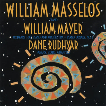 William Masselos plays Mayer & Rudhyar