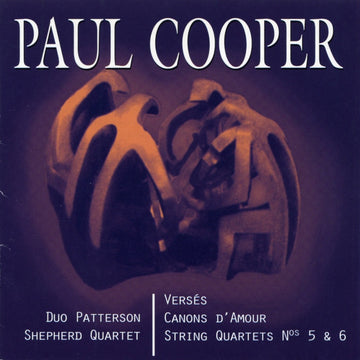 Music of Paul Cooper