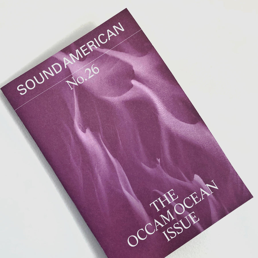 Sound American 26: The OCCAM Ocean Issue