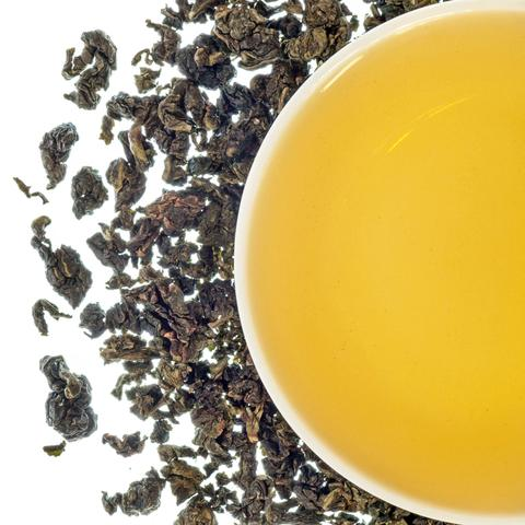 Strawberry Oolong Loose Leaf Tea