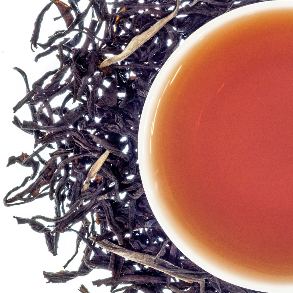 Earl Grey White Tip Black Loose Leaf Tea