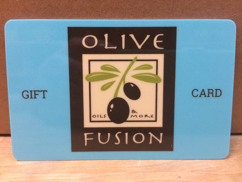 Olive Fusion Gift Card