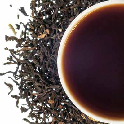 Iron Silk Puer Loose Leaf Tea