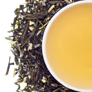 Lavender Jasmine Green Loose Leaf Tea