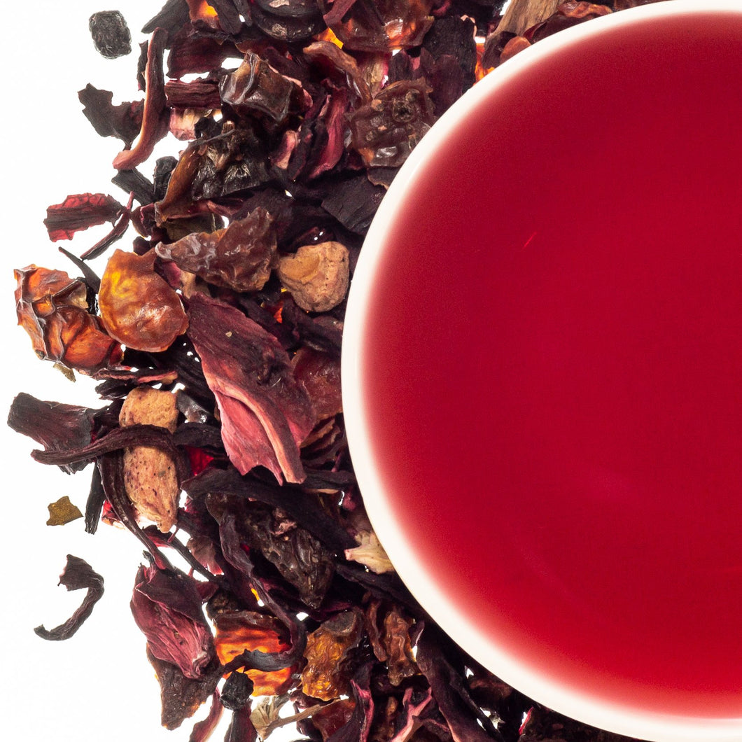 Red Berries Loose Leaf Tea
