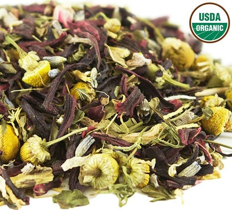 Organic Lights Out Loose Leaf Tea