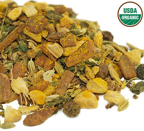 Organic Turmeric Tonic Loose Leaf Tea