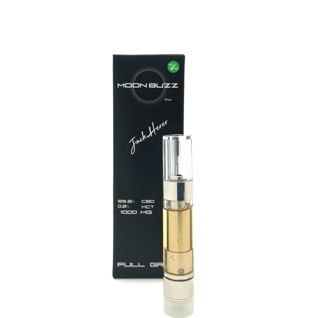 CBD Vape Cartridge 1000 MG