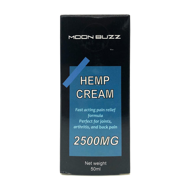Hemp Cream 2500 MG