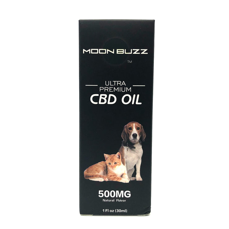 CBD Pet Oil 500 MG