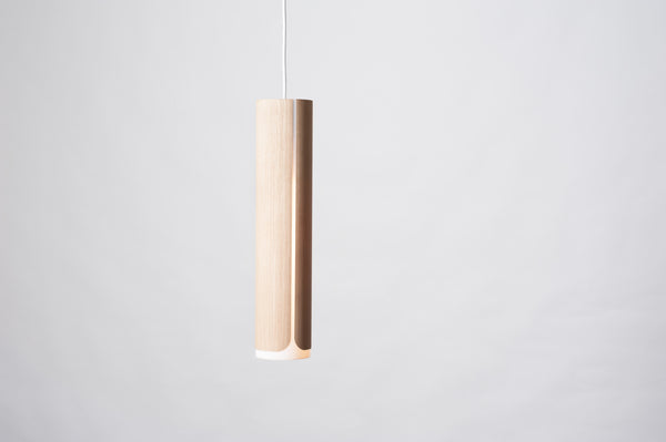 Dearborn Pendant in White Oak