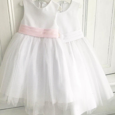 Ballerina ribbon dress