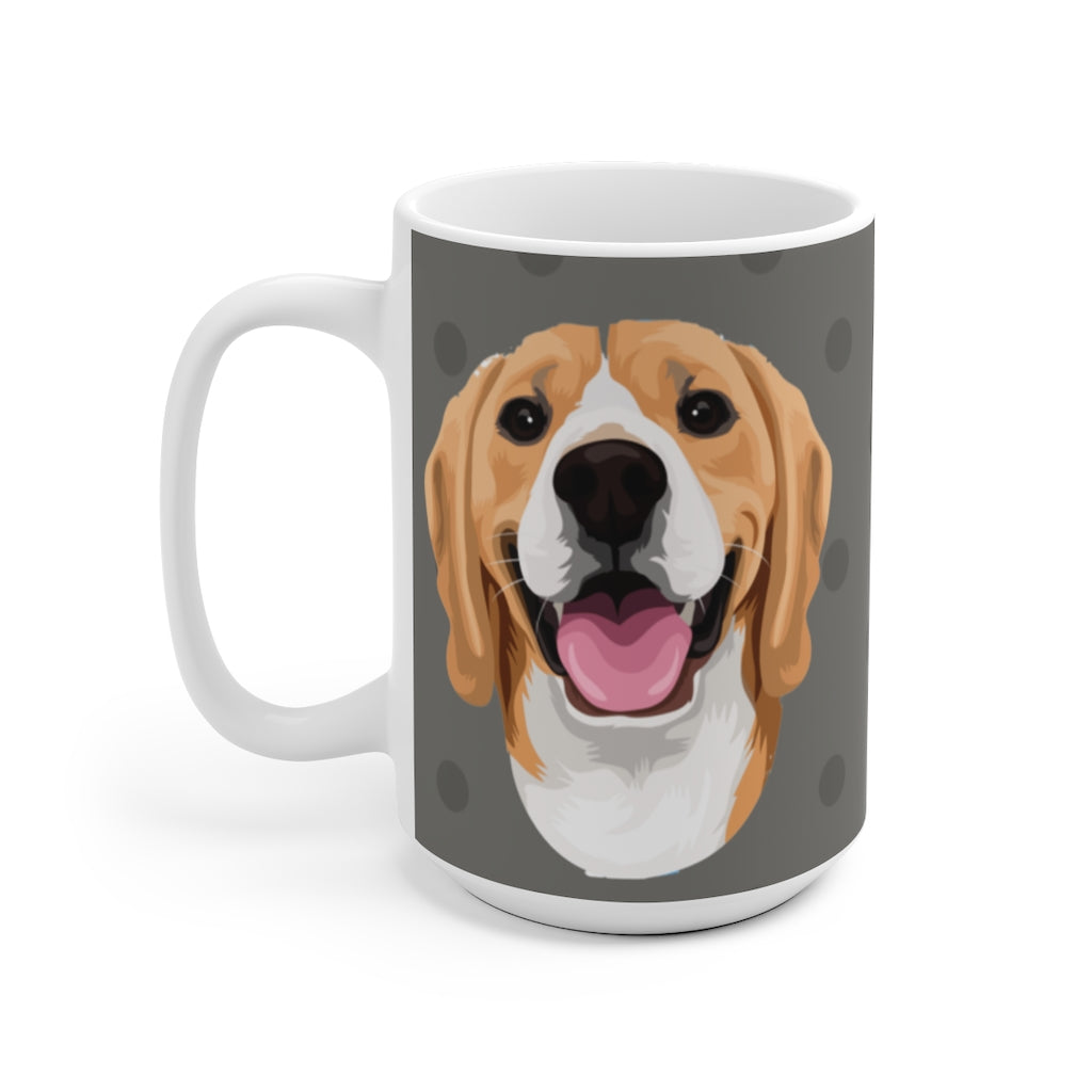 "Custom ""Perfect Pet Ingredient"" Mug (size: 11 oz/0.33 l or 15 oz/0.44 l)"
