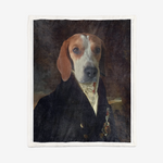 Load image into Gallery viewer, Custom Fleece Renaissance Beagle motive, Personalised Fleece Beagle Motive - Different Sizes