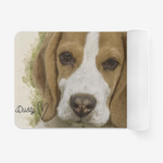 Load image into Gallery viewer, Custom Pet placemat, Pet food mat, Custom pet mat, Pet bowl mat, Dog food mat, Pet feeding mat, Dog bowl mat, Personalized dog mat, Fressmatte