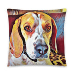 Load image into Gallery viewer, Customisable Pet Pop Art Pillow - Different Sizes