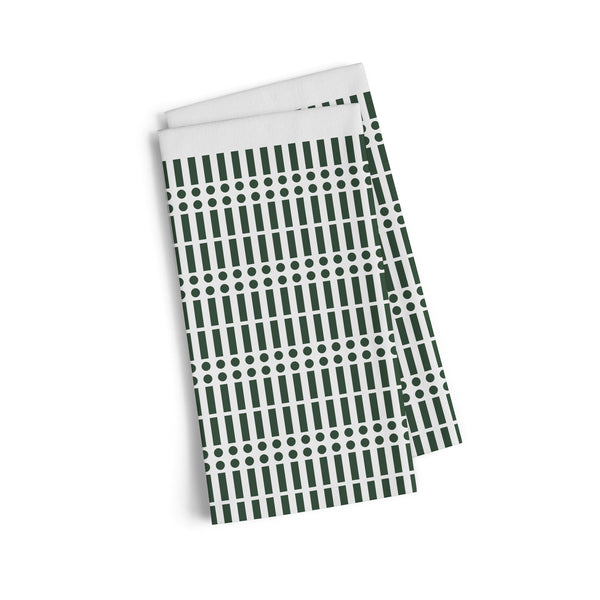 Green Tea Towels