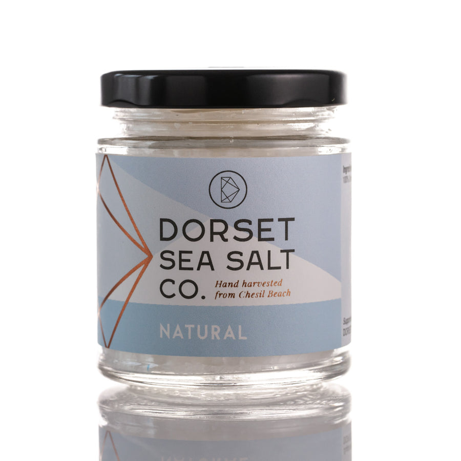 Natural Dorset Sea Salt 125g