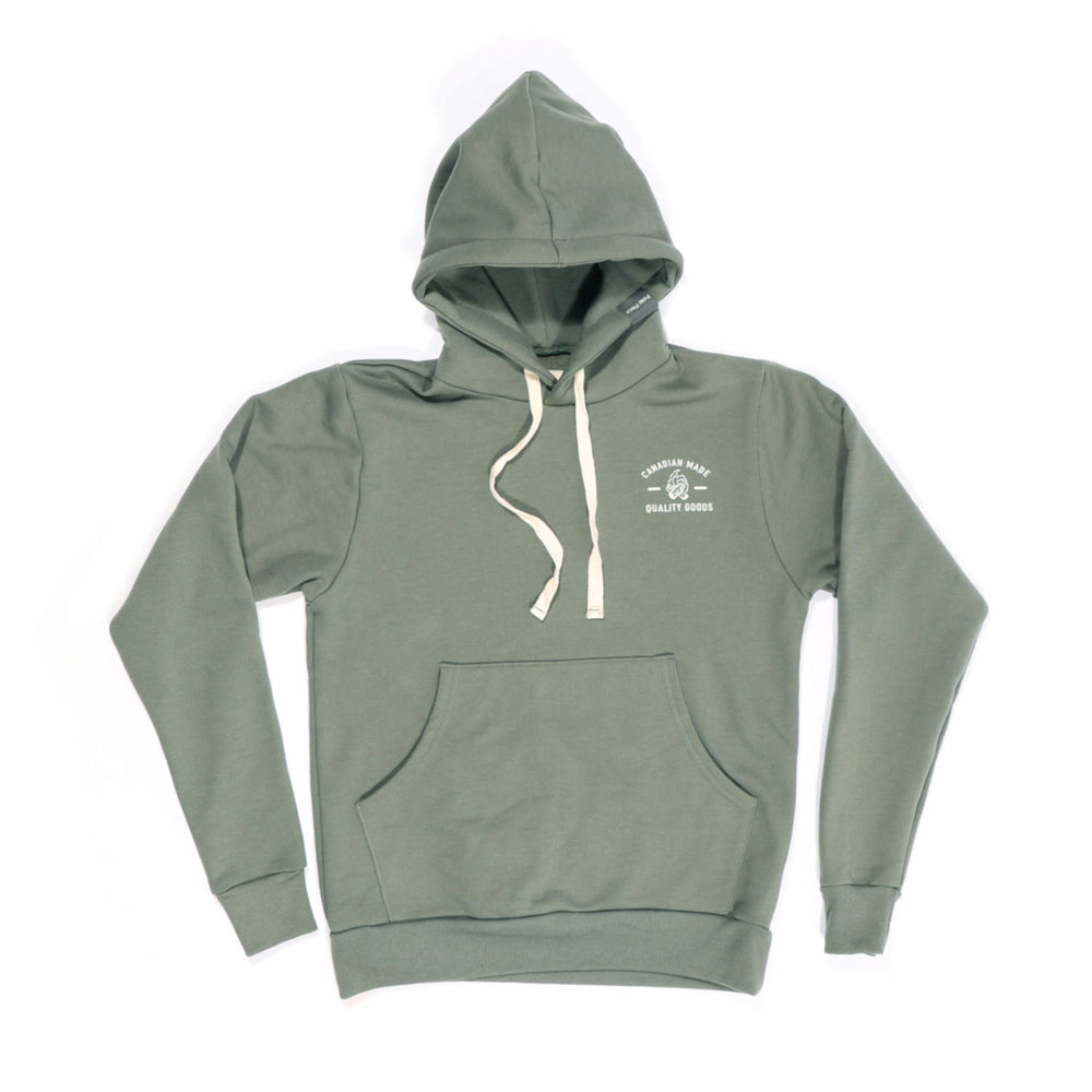 Pullover Hoodie (Army Green)