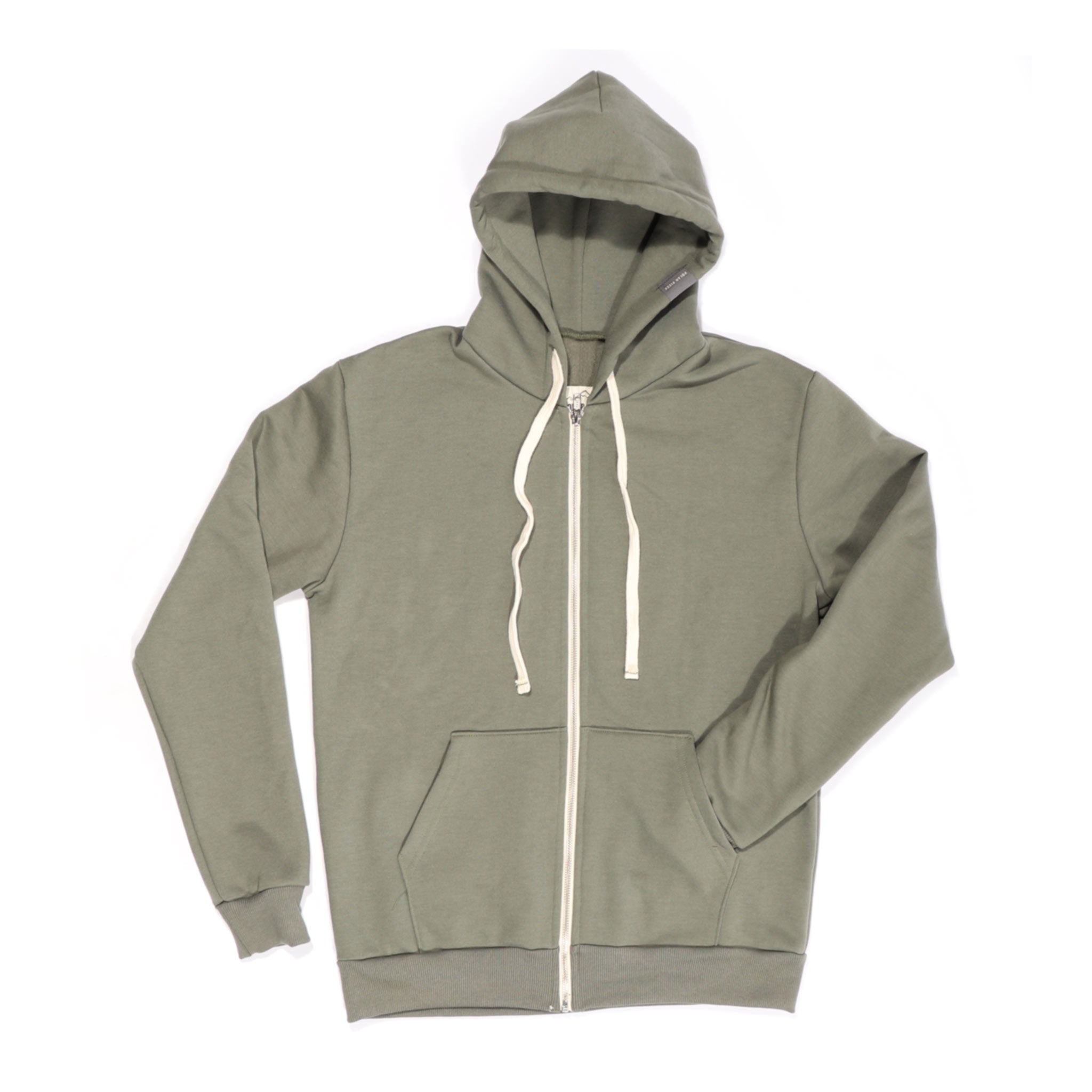 Army Green PolarHoodie