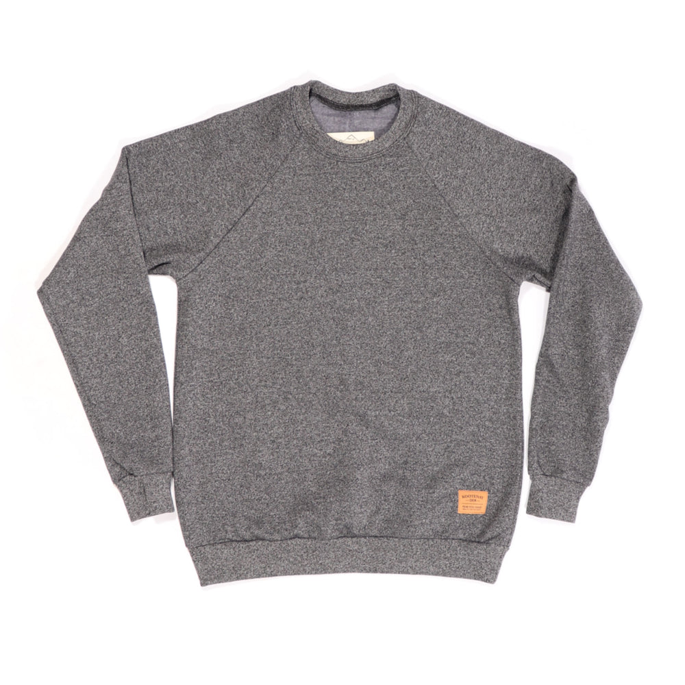 Load image into Gallery viewer, Kootenay Cottage Crew Neck - PolarPiece | Simply Canadian