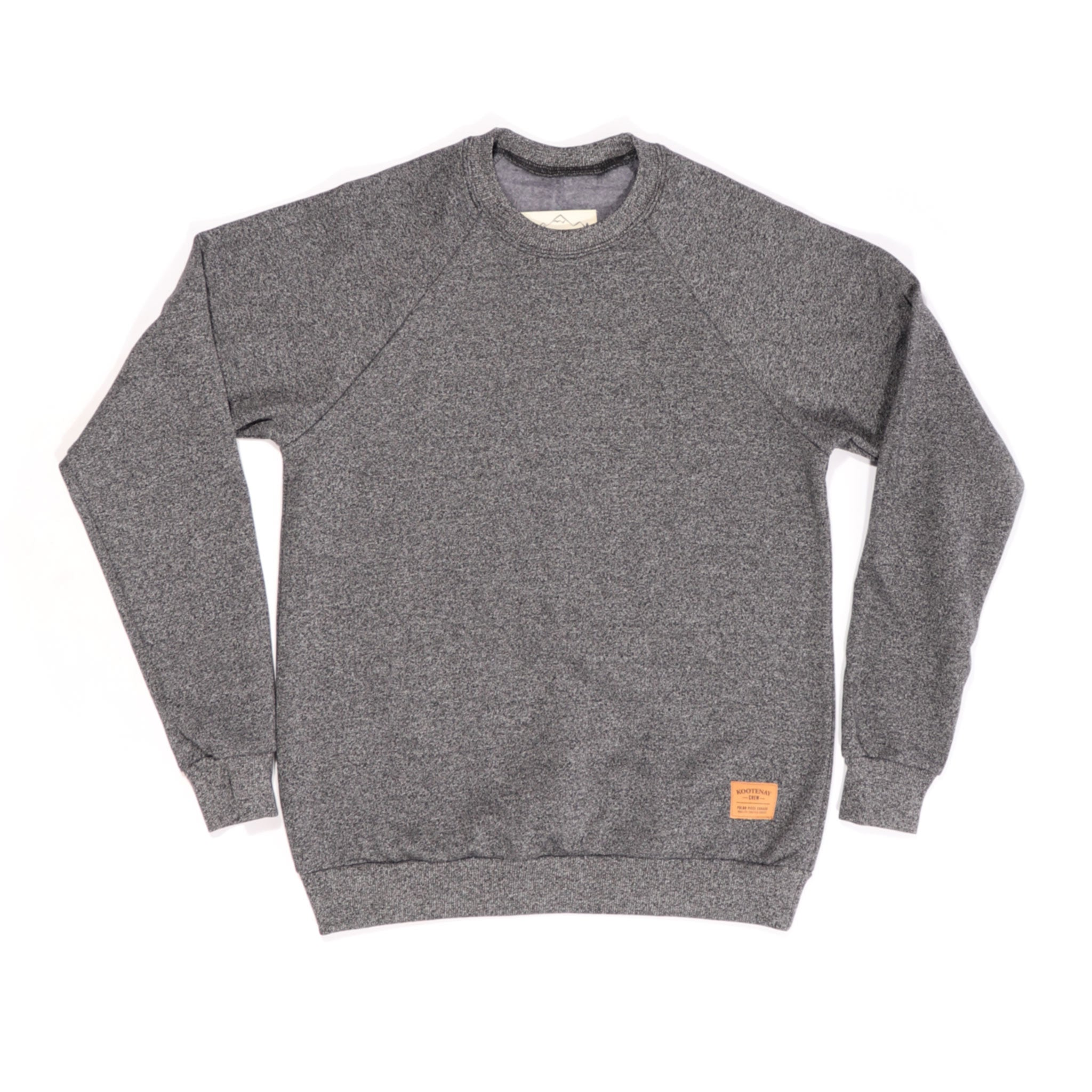 Kootenay Cottage Crew Neck