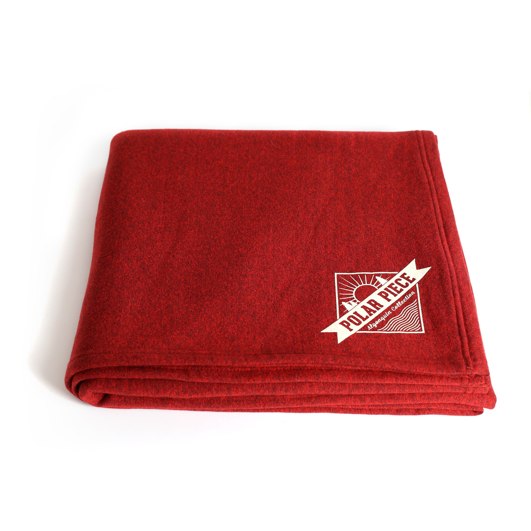 The Cranberry Polar Piece Blanket - PolarPiece | Simply Canadian