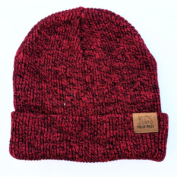 CRANBERRY WATCHMAN TOQUE - PolarPiece | Simply Canadian