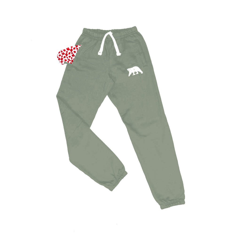 Polar Pants (Army Green)