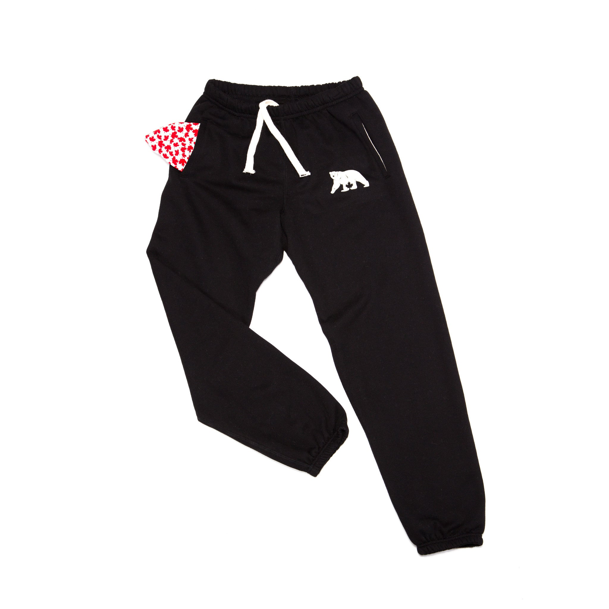 Black Polar Pants - PolarPiece | Simply Canadian