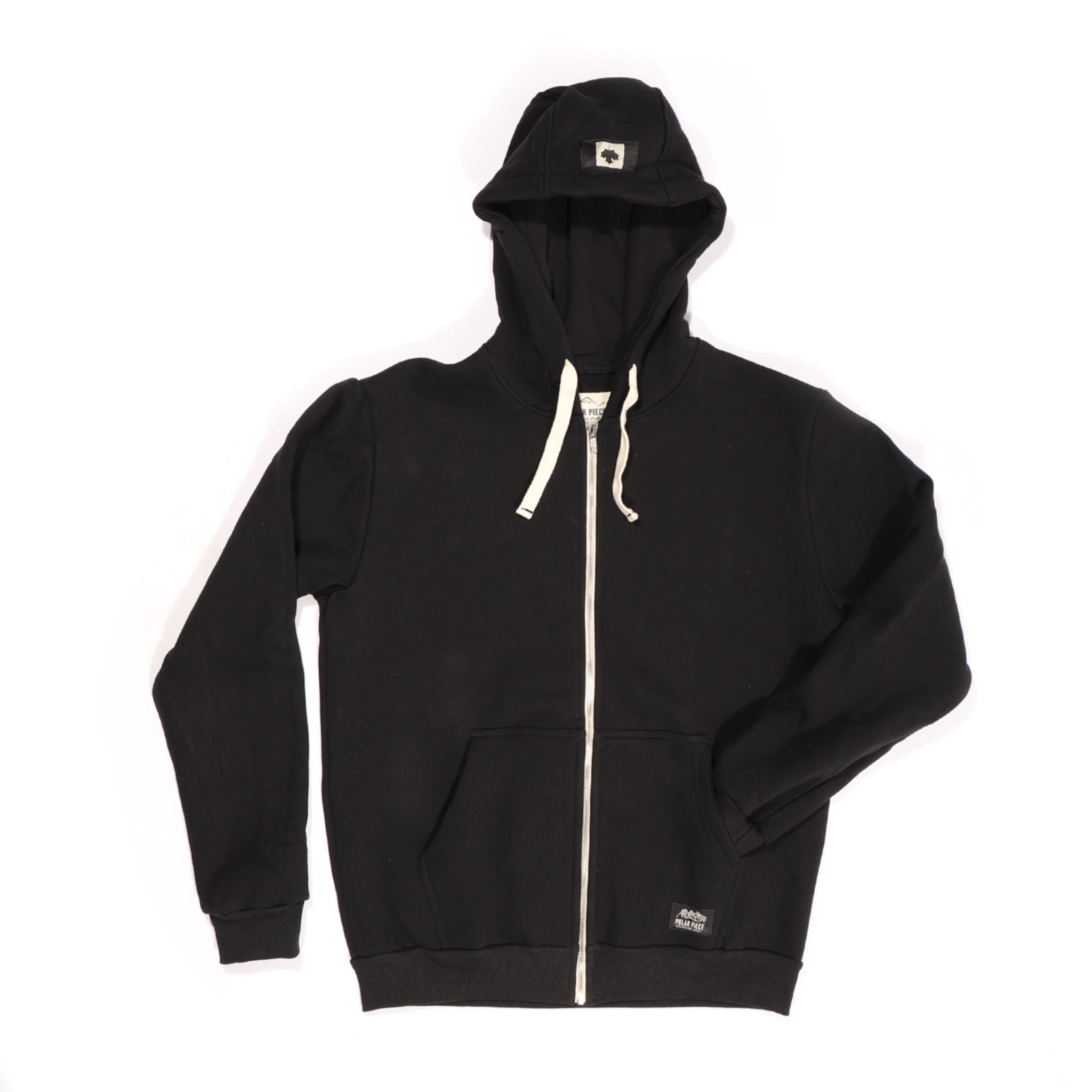 Summit Hoodie in Black - PolarPiece | Simply Canadian