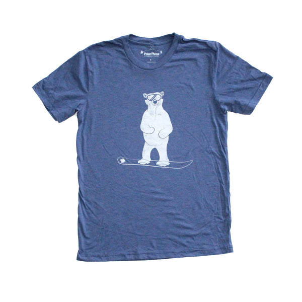 Polar Bear T-Shirt - PolarPiece | Simply Canadian