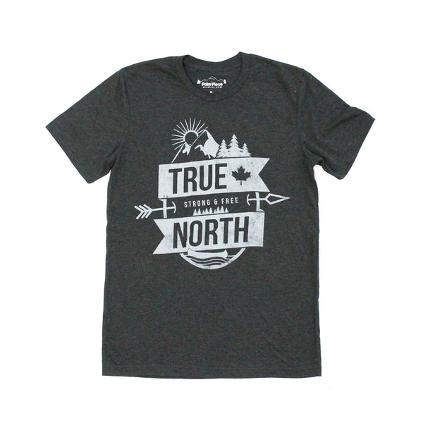 True North T-Shirt - PolarPiece | Simply Canadian