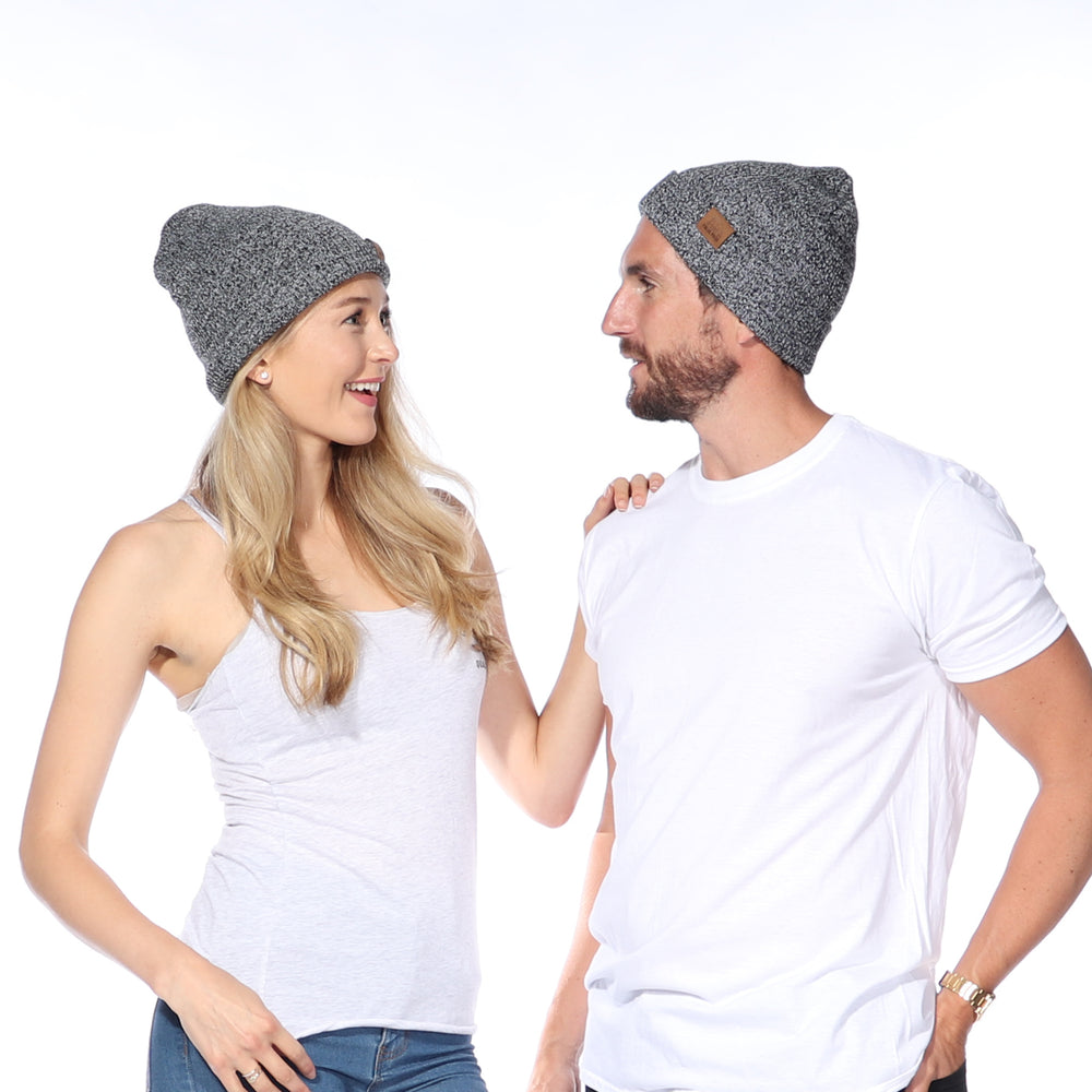 Watchman Toque (Black Pepper)