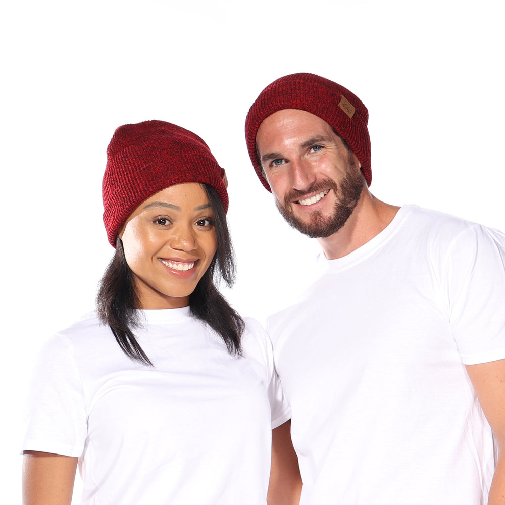 Watchman Toque (Cranberry)