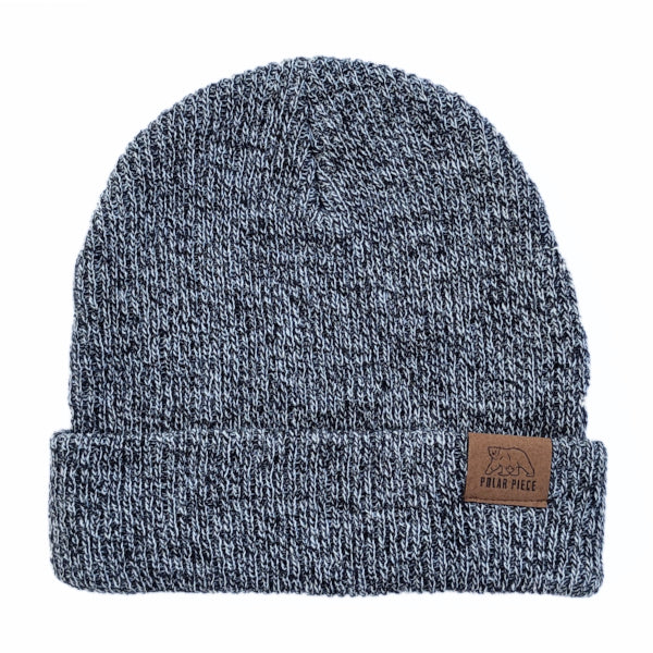 BLACK PEPPER WATCHMAN TOQUE - PolarPiece | Simply Canadian