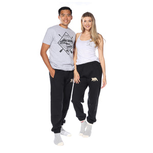 Polar Pants (Midnight Black)