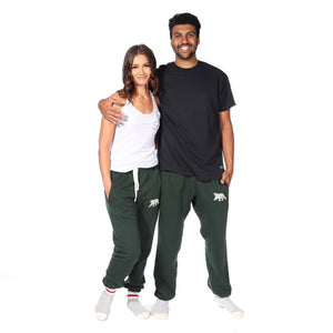 Polar Pants (Forest Green)