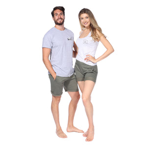 Polar Shorts (Army Green)