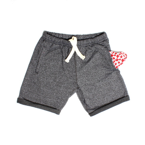Black Pepper Polar Shorts