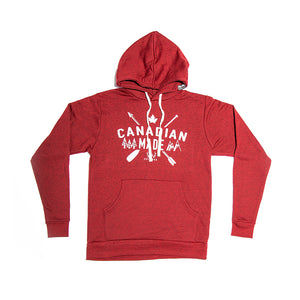 Cranberry Canadian Made Pullover - PolarPiece | Simply Canadian