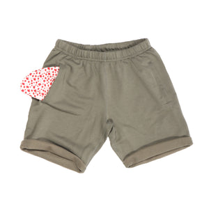 Army Green Polar Shorts - PolarPiece | Simply Canadian