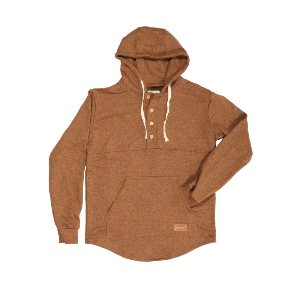 Knotty Pine Algonquin Hoodie - PolarPiece | Simply Canadian