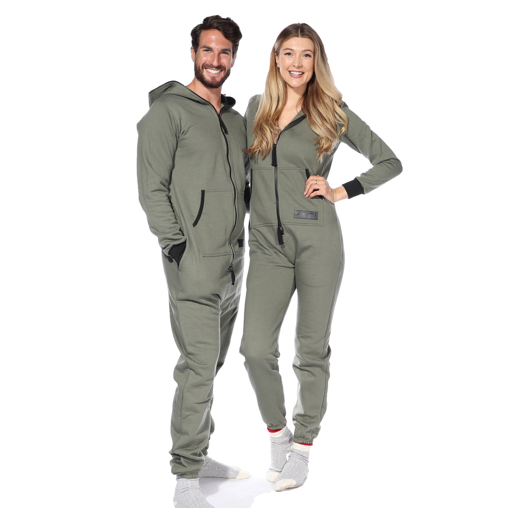 ARMY GREEN POLARPIECE