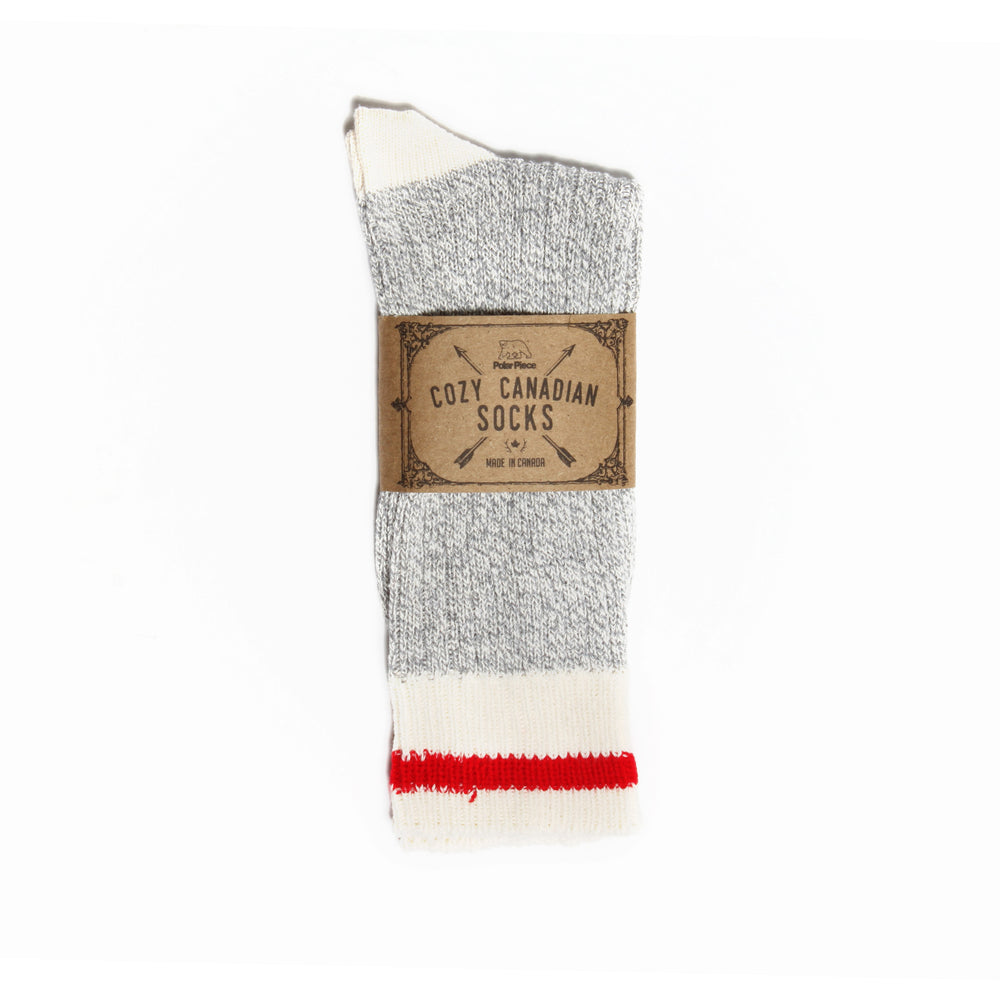 COZY CANADIAN SOCKS - PolarPiece | Simply Canadian