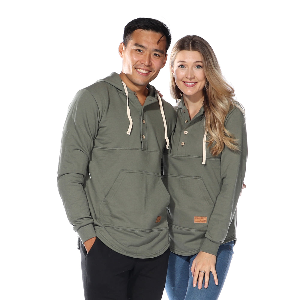 Algonquin Hoodie (Army Green)