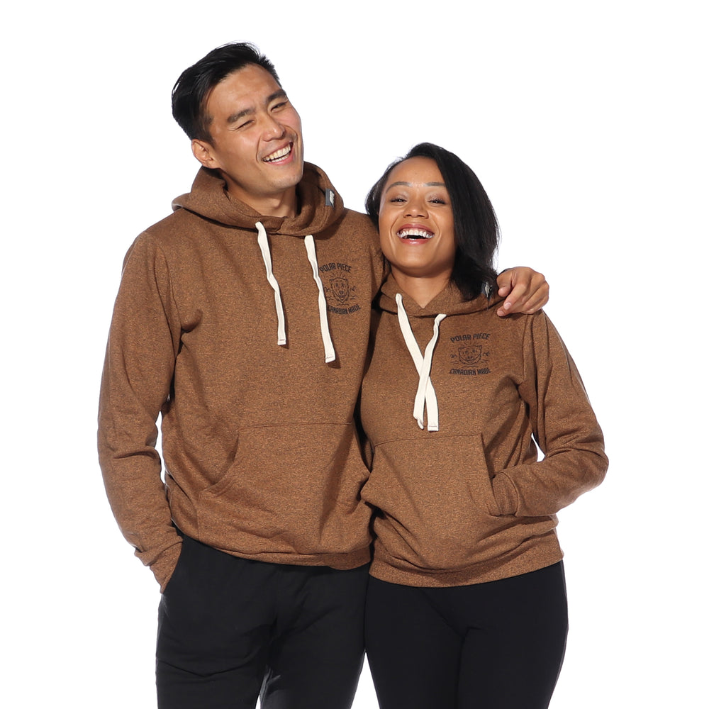 Pullover Hoodie (Knotty Pine)