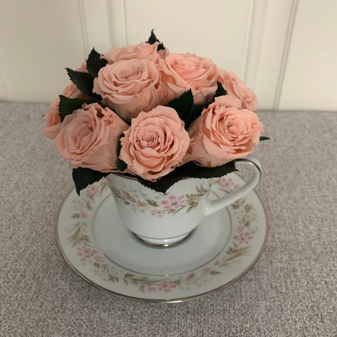 Everlasting Vintage Teacup