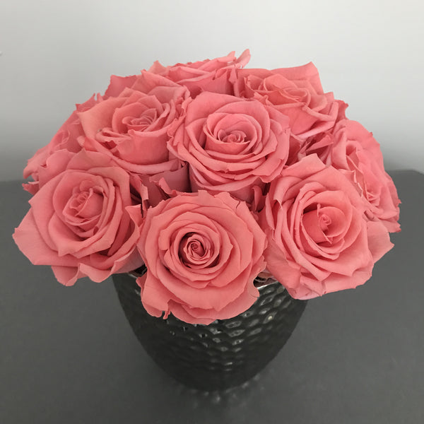 Everlasting Bubbly Roses