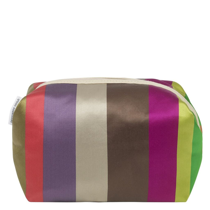 Tanchoi Berry Large Washbag